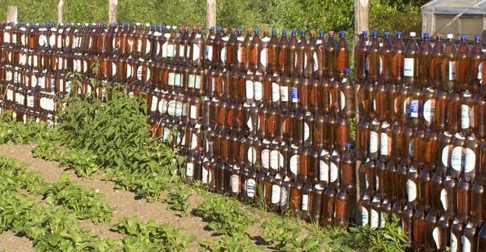 Как дешево и красиво сделать забор